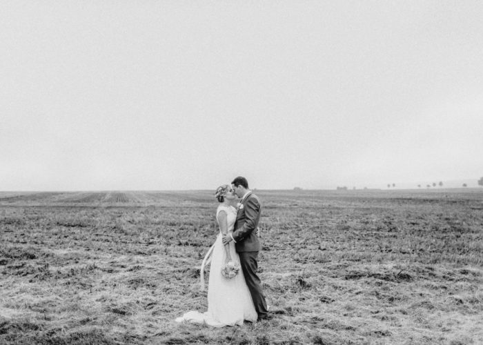 Anne + Malte heiraten im Waldfrieden