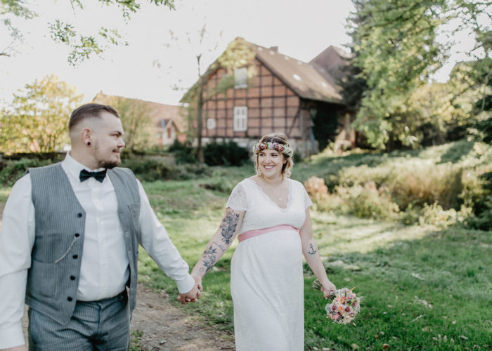 Hochzeit zu Dritt