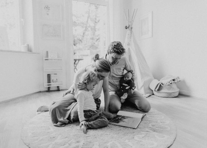 Familien - Homestory in Hannover